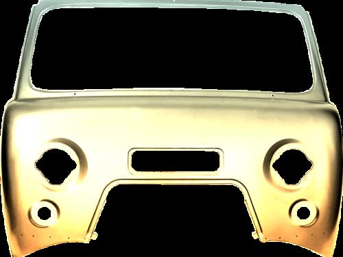 Кузов, кабина, рама