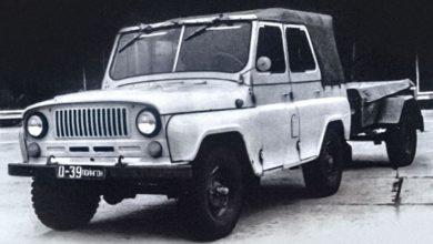 Photo of УАЗ показал неизвестный концепт внедорожника УАЗ-3151