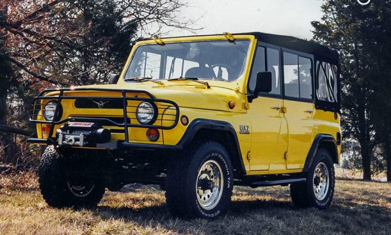 Photo of УАЗ для США: мощный двигатель GM, комфортный салон и кондиционер