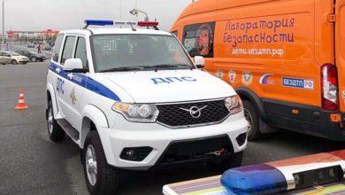 Photo of УАЗ выпустил внедорожник «Патриот» для ДПС
