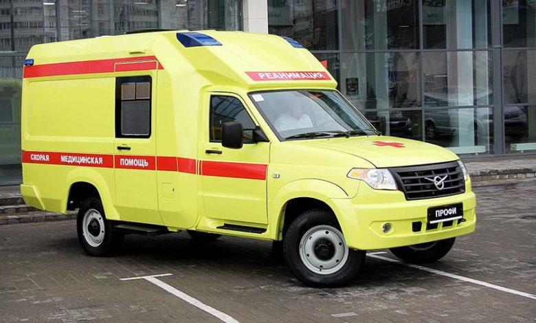 Photo of УАЗ выпустил новый реанимобиль на базе модели «Профи»
