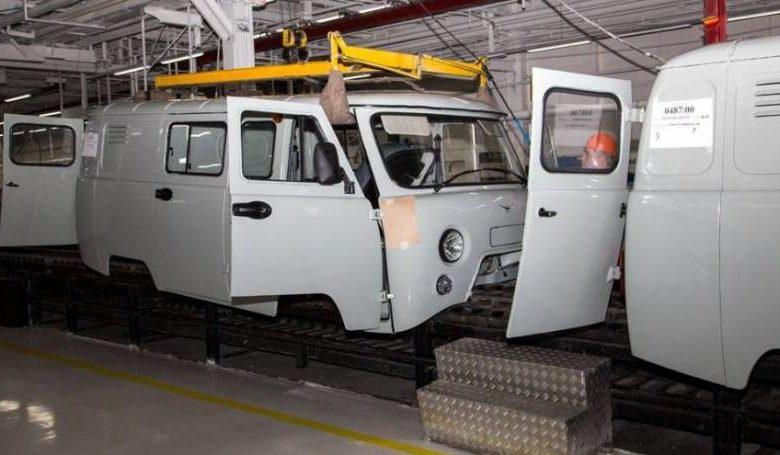 Photo of УАЗ займется в мае производством авто для Минздрава РФ